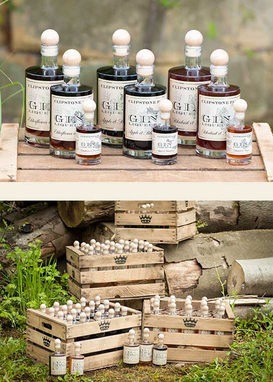 Clipstone Park Distillery Liqueurs