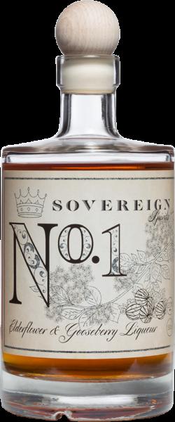 No.1 Elderflower & Gooseberry Liqueur