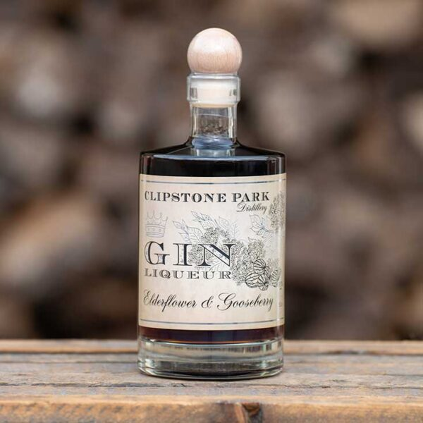 Elderflower And Gooseberry Clipstone Park Distillery